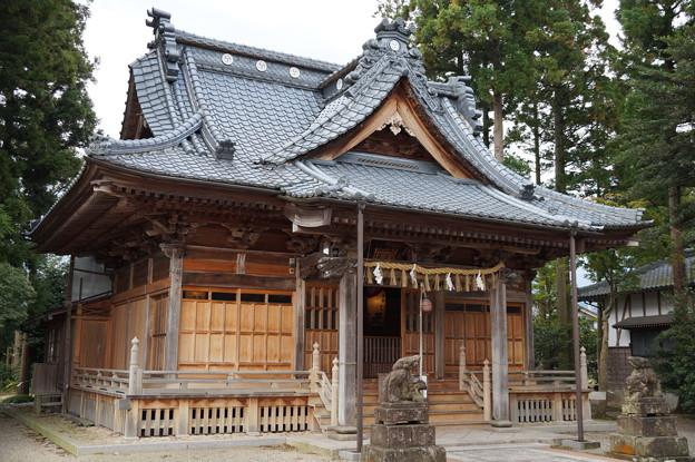 安田八幡宮