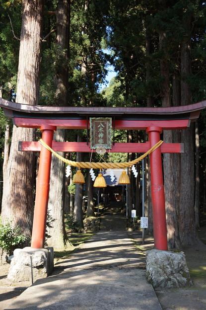 八木神社 2