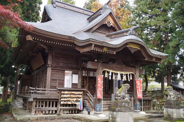清水川辺神社