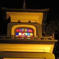 尾山神社ライトアップ4