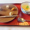 小さな和菓子を色々と・・・