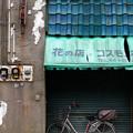 Photos: 花の店