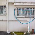 Photos: 複雑な収納
