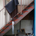 Photos: 階段の傘