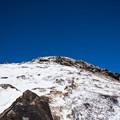 Photos: 中岳の下り