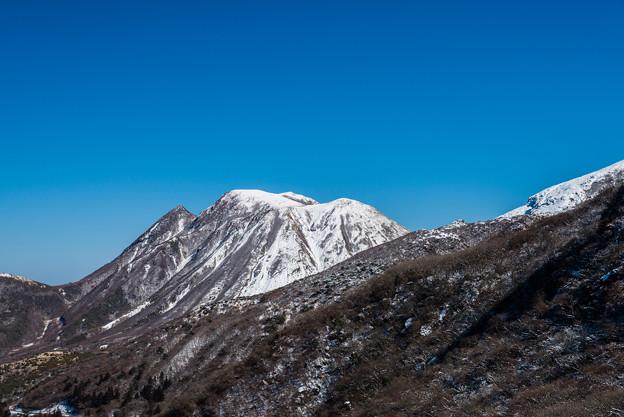 Photos: 午後の三俣山