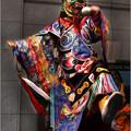 写真: チベット仏教の踊りその1