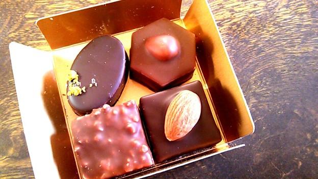 いただきチョコレート・2