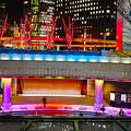 Photos: 西新宿のイルミネーション