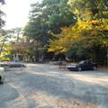 Photos: 宗像神社 駐車場
