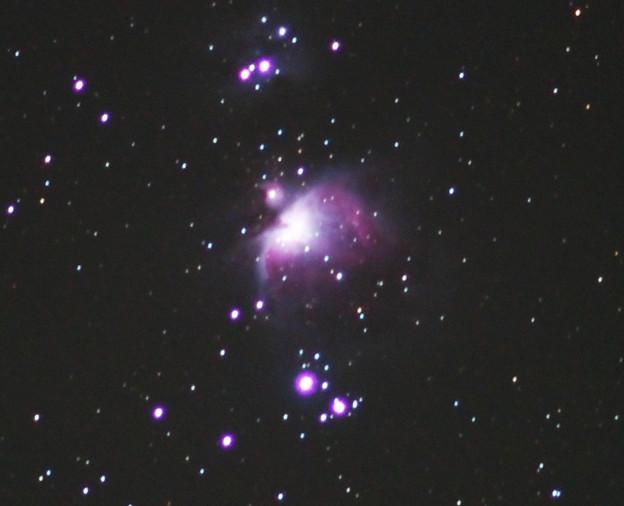 2014.10.27オリオン大星雲トリミング
