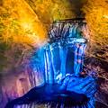 Photos: 袋田の滝 ライトアップ1