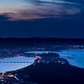 鏡山 夜景 2