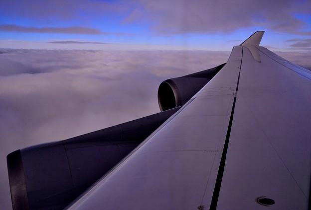 主翼 747-400