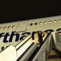 LH  747 - 400