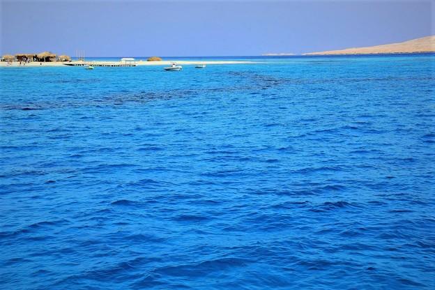 コバルトブルーの海 1)