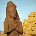 Photos: ピネジェム1世の巨像