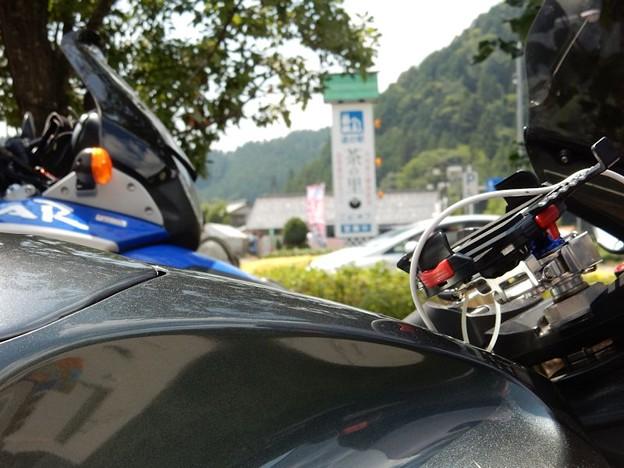 写真: 15道駅 東白川