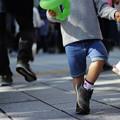 写真: 街角ダンス