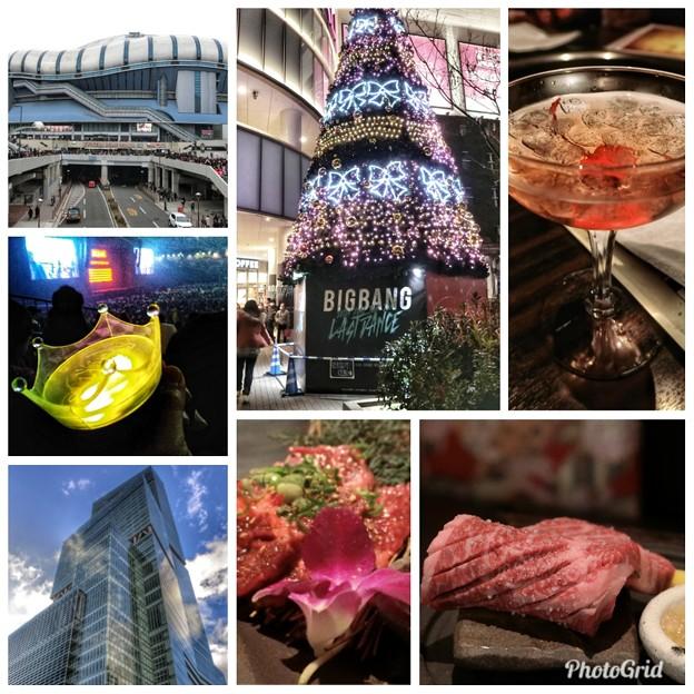 写真: BIGBANG・京セラドーム大阪Last danceファイル(*^^*)♪