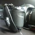 Photos: Canon Hand Strap E2(キヤノン ハンド ストラップ E2)装着時