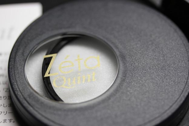 Kenko Zeta Quint Protector 52mm(ケンコー ゼータ クイント プロテクター 52mm)ケース