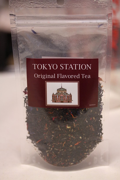 TOKYO STATION Original Flavored Tea 袋