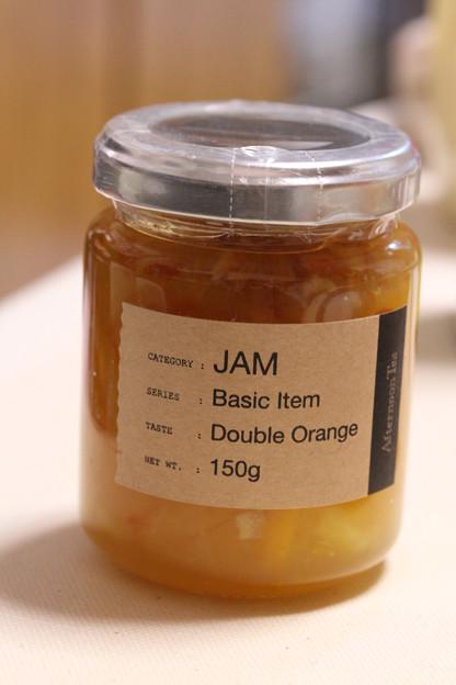 Afternoon Tea Double Orange JAM 瓶