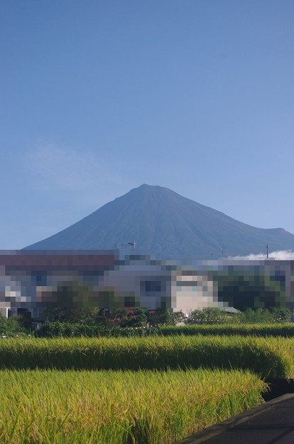 今日の富士山(2017/9/18)