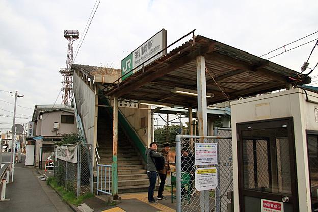 浜川崎駅(鶴見線側)