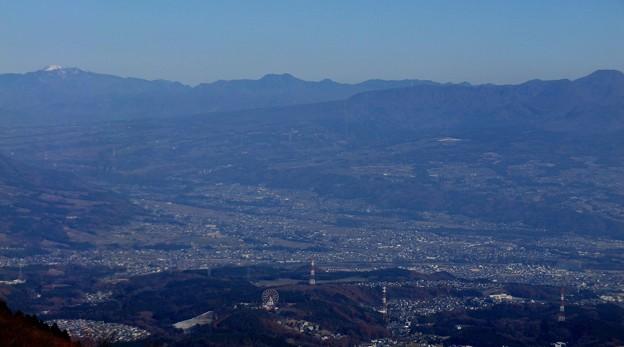 IMGP4609 日光白根山~足尾山塊~赤城山