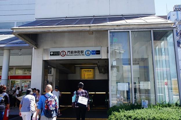 Photos: 門前仲町