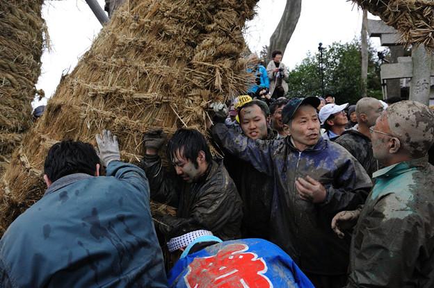お綱祭 2010/02/11 12:24