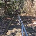 Photos: 1802急な階段