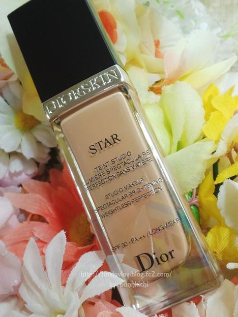 Dior ディオールスキン スター フルイド (5)