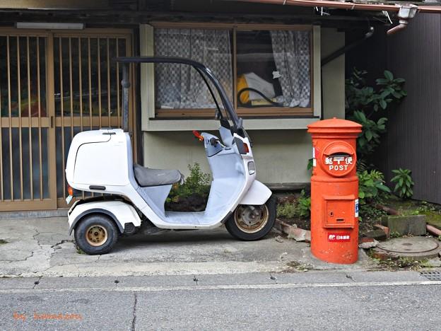 郵便ポスト(子供用)