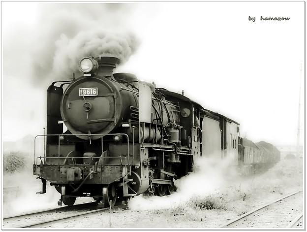 キューロク貨物列車