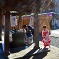 Photos: 秋晴れの七五三