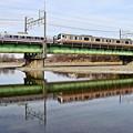 Photos: 離合列車