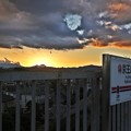 Photos: 富士が見える駅