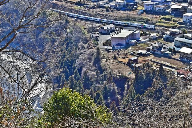Photos: 冬の梓川沿いを