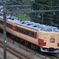 写真: 189系M51編成ホリデー快速富士山@高尾~相模湖