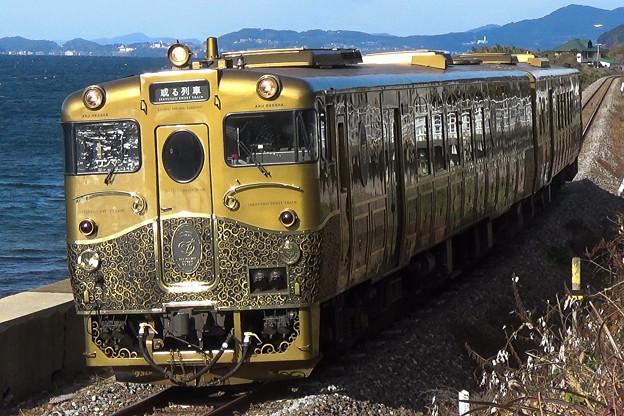 キハ47形「或る列車」@彼杵~千綿