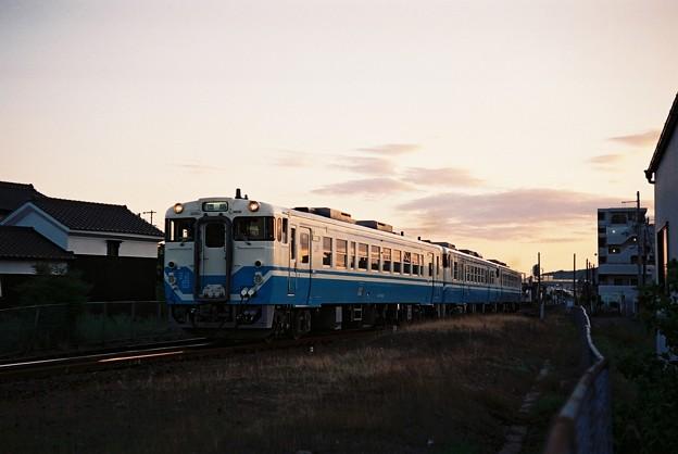 キハ40系3連