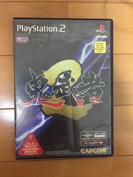 カプコンのゲームのゲームの鬼武者2