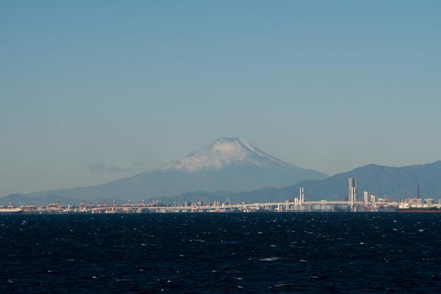 海ほたる【富士山の眺め】