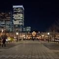 【正面からの東京駅眺め】