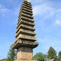 写真: IMG_6712般若寺・十三重石塔(重要文化財)