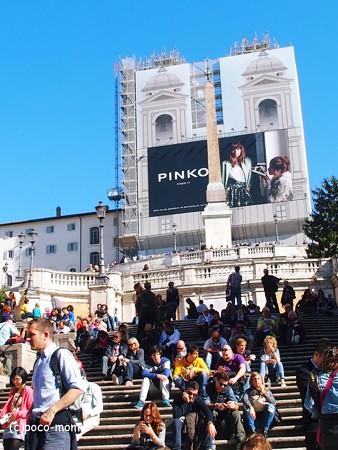 スペイン広場2014年10月31日_PA310207