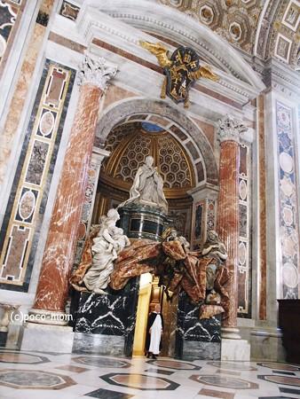 サンピエトロ大聖堂2014年10月31日_PA310163